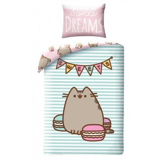 Obliečky Pusheen Sweet Dreams 140/200, 70/90