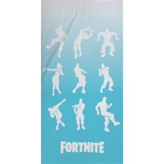 Osuška Fortnite white 70/140