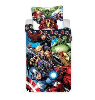 89eb486170 Obliečky Avengers 03 140 200