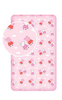 Plachta Peppa Pig 013 90/200