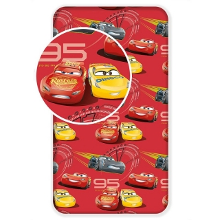 Plachta Cars red 03 90/200